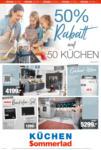 Möbelstadt Sommerlad (Giessen) 50% Rabatt auf Küchen - bis 27.07.2019