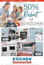 50% Rabatt auf Küchen