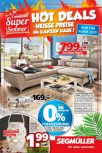 Segmüller Hot Deals - Heisse Preise im ganzen Haus