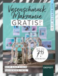 Depot - Basel Vasenschmuck Makramee gratis! - al 04.08.2019
