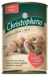 Cat Dose Allco Christopherus Lachs & Forelle 400g
