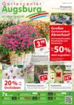 Gartencenter Augsburg Wochenangebote - bis 21.07.2019