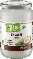 dmBio Kokosöl, nativ, Naturland