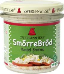 SmörreBröd Mandel-Brokkoli