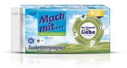Toilettenpapier 8x130 4-lagig