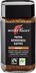 Papua Neuguinea Kaffee Instant