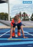 DECATHLON Schule fängt an? Nimm's sportlich. - bis 15.09.2019