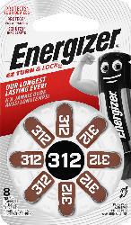 Energizer Hörgerätebatterien 312