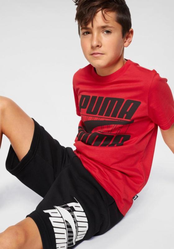 PUMA T-Shirt »REBEL BOLD TEE BOYS«