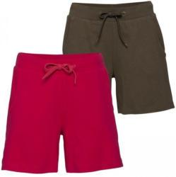 Damen-Shorts mit Bindebändern