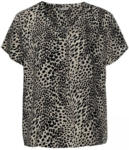 NKD Damen-Bluse mit Leoparden-Muster, große Größen