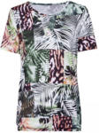NKD Damen-T-Shirt mit atemberaubendem Muster