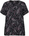 NKD Damen-Bluse mit kreativem Muster, große Größen
