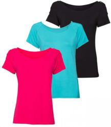 Damen-T-Shirt mit hübscher Schnürung
