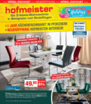 Hofmeister Aktuelle Angebote - bis 13.08.2019