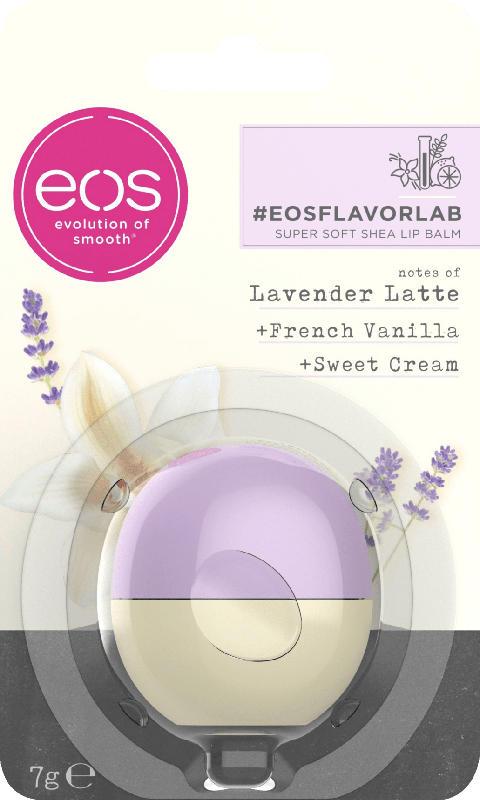 eos Lippenpflege Lavendel Vanilla Latte