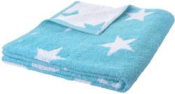 Duschtuch mit Sternen-Print
