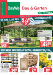 BayWa Bau- & Gartenmärkte Wochenangebote - bis 03.08.2019