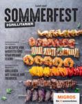 Migros Luzern Lust auf Sommerfest - bis 05.08.2019
