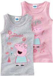 2 Peppa Pig Unterhemden im Set