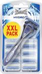 BIPA - EKZ Arkade Hydro 5 Klingen Rasierer XXL Pack