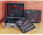 BayWa Bau- & Gartenmärkte Krone Set Werkzeugkoffer To Go & Werkzeug Panel