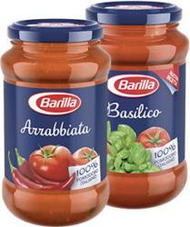 Barilla Pastasauce Klassik versch. Sorten, jedes 200/400-g-Glas