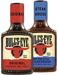 Bull's Eye Feinkostsauce versch. Sorten jede 300-ml-Flasche