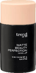 trend IT UP Matte Beauty Perfection Make-up 005