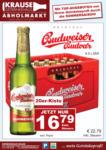 Getränkehaus Krause & Vinothek Weinblatt Getränkehaus Krause Flugblatt - August 2019 - bis 31.08.2019