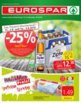 EUROSPAR EUROSPAR Flugblatt 01.08. bis 13.08. Salzburg & Tirol - bis 13.08.2019