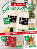 SPAR Gourmet Flugblatt 01.08. bis 13.08.