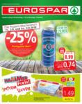 EUROSPAR EUROSPAR Flugblatt 01.08. bis 13.08. Steiermark - bis 13.08.2019