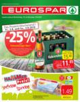 EUROSPAR EUROSPAR Flugblatt 01.08. bis 13.08. Vorarlberg - bis 13.08.2019