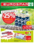 EUROSPAR EUROSPAR Flugblatt 01.08. bis 13.08. Wien, Niederösterreich & Burgenland - bis 13.08.2019