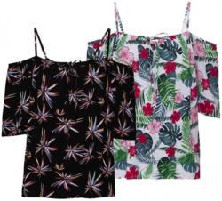 Damen-Bluse mit offener Schulter