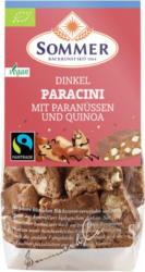 Dinkel Paracini mit Paranüssen & Quinoa
