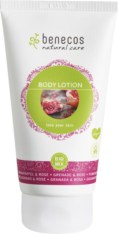 Body Lotion Granatapfel