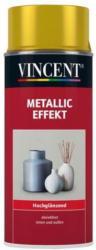 Vincent Metallic Effekt hochglänzend gold 400 ml