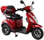 BayWa Bau- & Gartenmärkte Rolektro E-Trike 25 V.2, rot