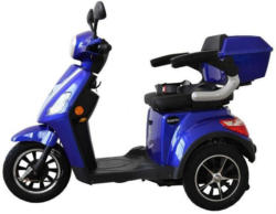 Rolektro E-Trike 25 V.2, blau