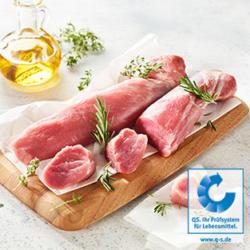 Frisches Schweinefilet je 1 kg