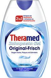 Theramed Zahnpasta Gel 2in1 versch. Sorten, jede 75-ml-Flasche