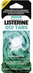 Listerine GO! Tabs jede 8er-Packung