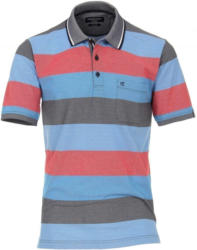 CASAMODA Poloshirt »Polo-Shirt gestreift«