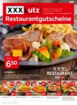 XXXLutz RESTAURANTGUTSCHEINE - bis 17.08.2019