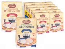 ERNTEPRACHT Weizenmehl 10x 1 kg