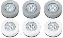 LIVARNO®LUX LED Leuchten, 3 Stück