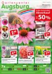 Gartencenter Augsburg Wochenangebote - bis 11.08.2019