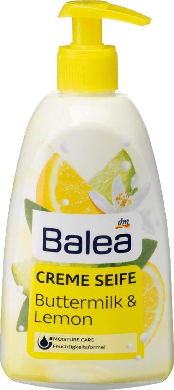 Balea Flüssigseife Buttermilk & Lemon